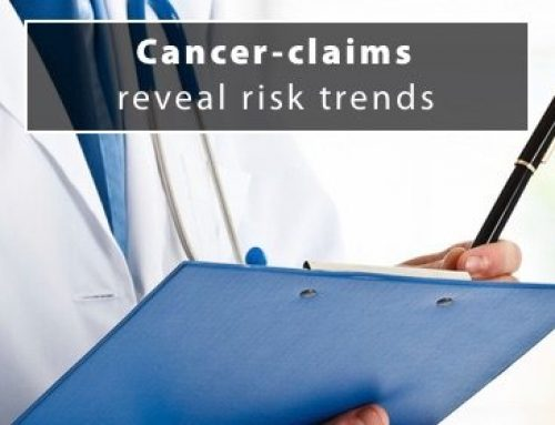 Cancer claims reveal risk trends